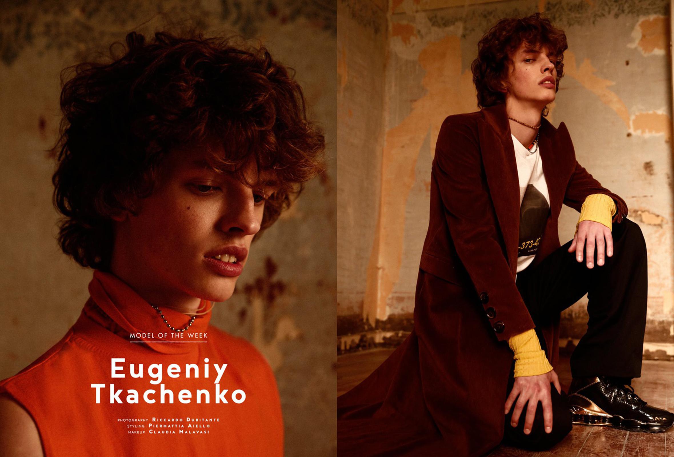 Models.com - Eugeniy Tkachenko