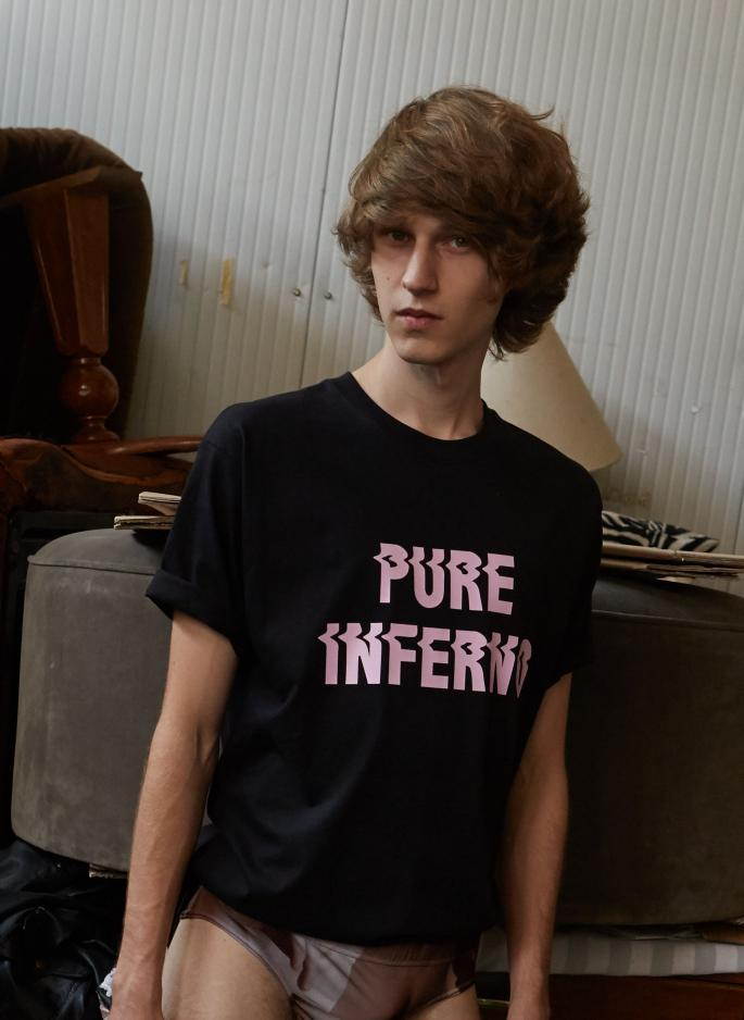 T-shirt Pure Inferno
